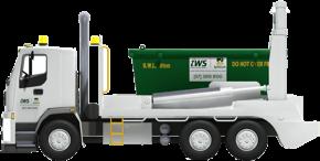 Ipswich Skip Hire Truck Icon